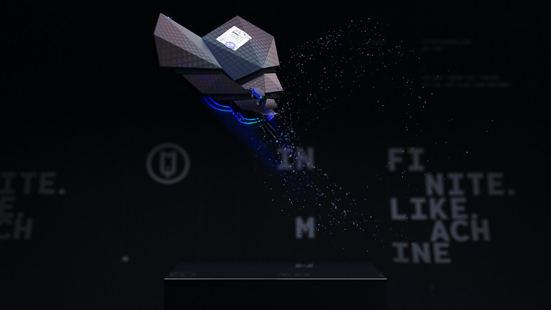 Infinite Like Machine